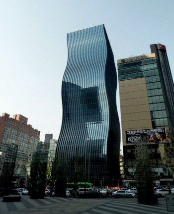4 GT Tower East Сеул